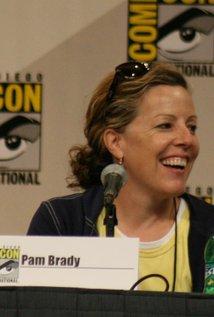 Pam Brady. Director of Hot Rod