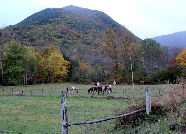 Bellos paisajes de la Comarca de Omaña en León