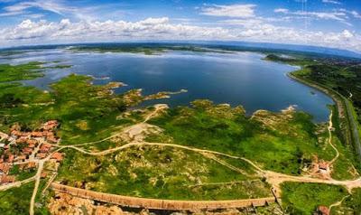 Açude Araras e mais 7 açudes no Ceará estão classificados como alto risco de rompimento, mostra relatório.