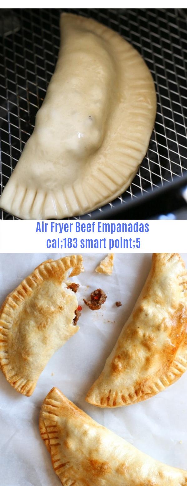 Air Fryer Beef Empanadas-Cal;183 smart point;5