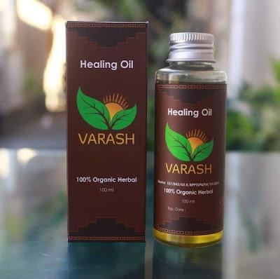 Daftar Harga Produk Minyak Varash Healing Oil Indonesia 2018