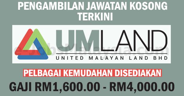 United Malayan Land Sdn Bhd