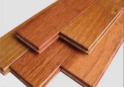 Sàn gỗ giáng hương khác lạ ở điểm nào