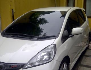 Modifikasi Mobil Goyang