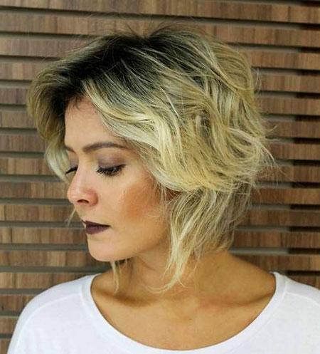 short medium hairstyle and cuts