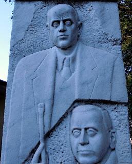 μνημείο του Μιχάλη Δόσιου στη Φλώρινα