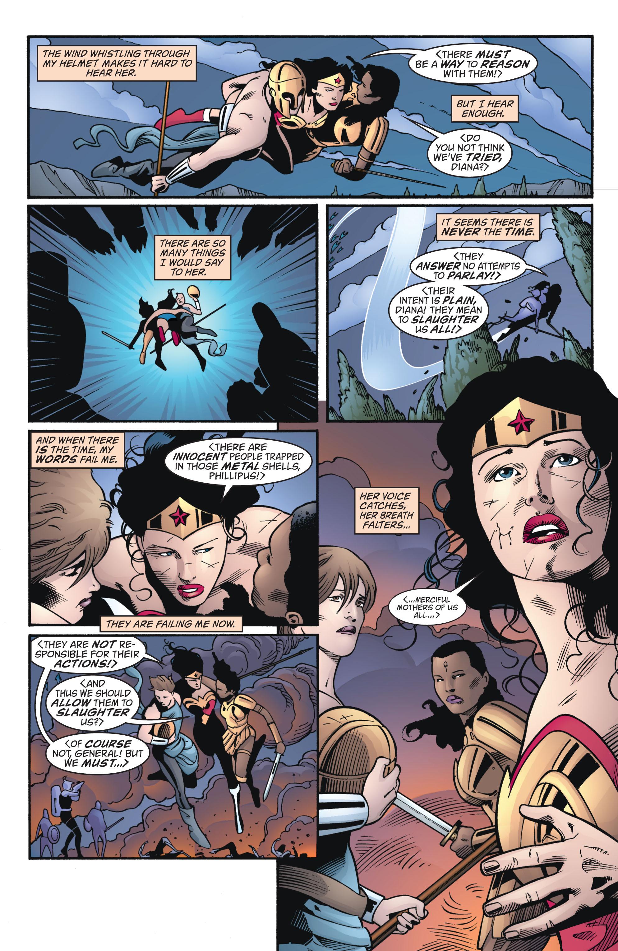 Read online Wonder Woman (1987) comic -  Issue #224 - 13