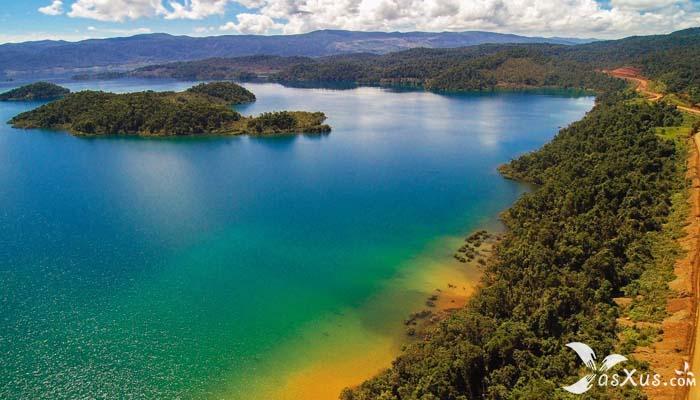 Inilah 20 Danau Terdalam di Dunia dan Letaknya