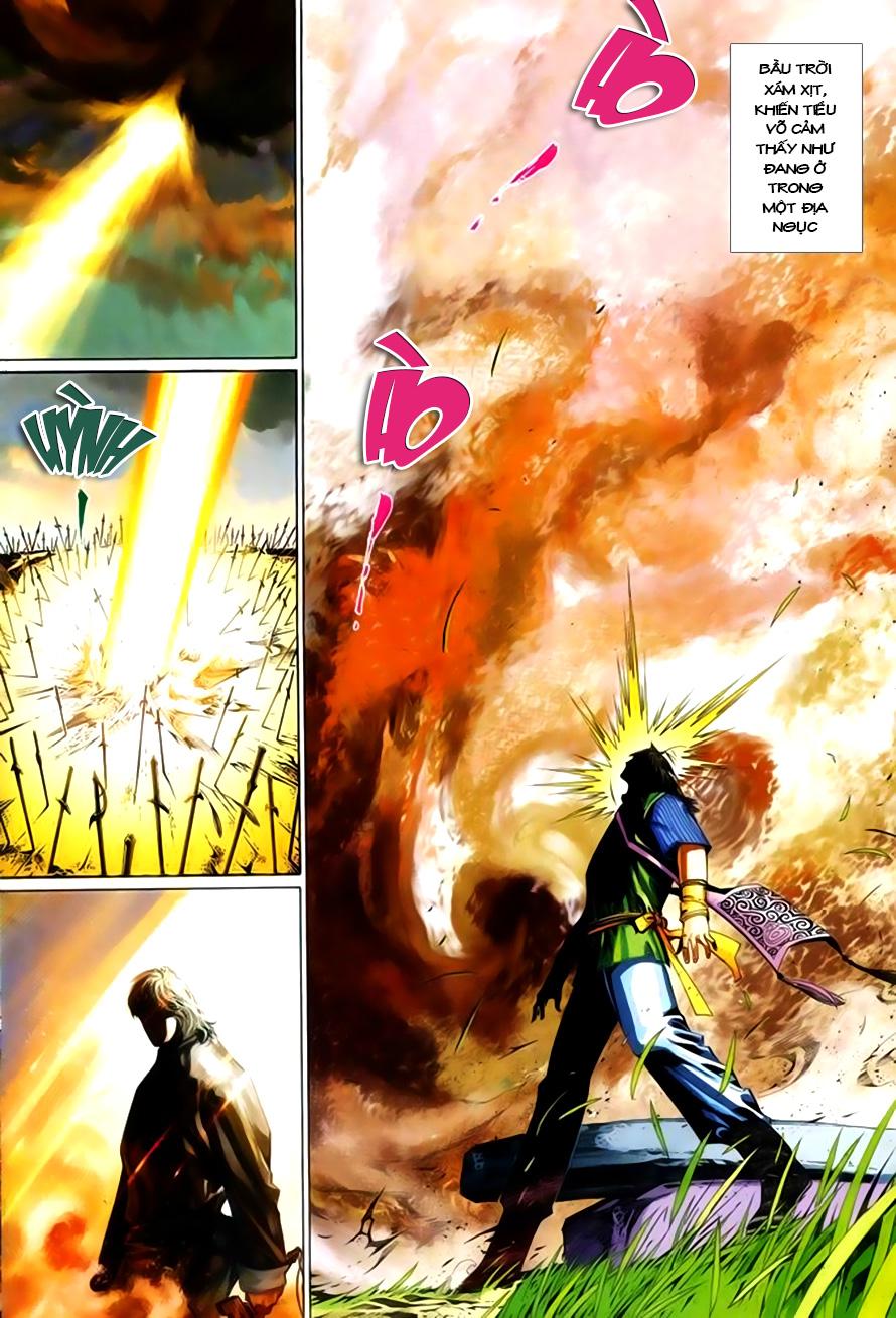Phong Vân chap 410 Trang 10