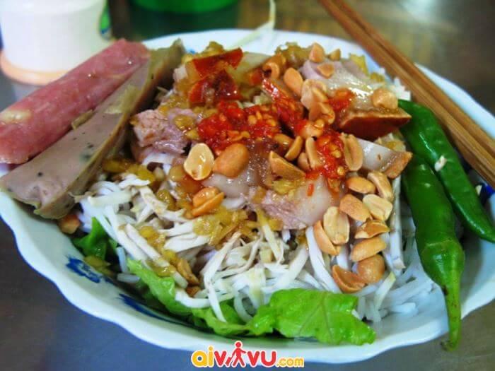 Top các Quán bún mắm ngon khó cưỡng ở Đà Nẵng
