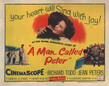 A Man Called Peter film