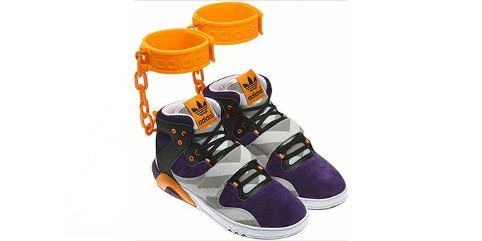 Et adidas inventa les chaussures