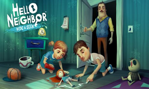 Download Hello Neighbor Hide and Seek Free For PC