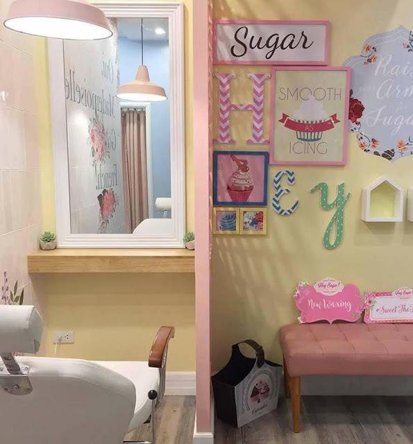 All-Around Pinay Mama, Hey Sugar! Waxing Salon, Sugar Waxing, SJ Valdez