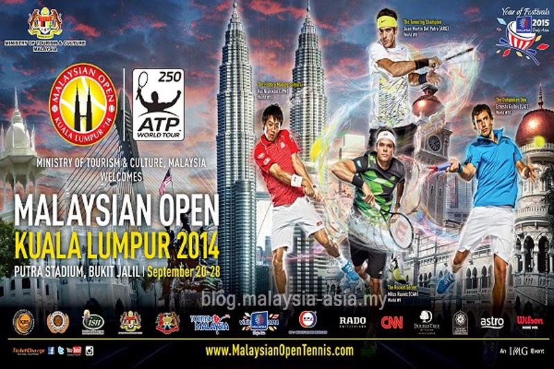 Malaysia Open, Kuala Lumpur 2014