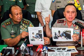 Ada Purnawirawan Ditangkap Dengan Dugaan Makar, Pangdam Jaya: TNI Tetap Solid! - Commando