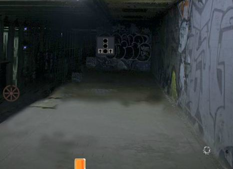 Underground Subway Station Escape Walkthrough