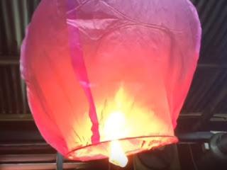 Cara Membuat Lampu Lampion