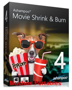 Ashampoo Movie Shrink & Burn Portable
