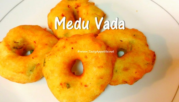 crispy vada