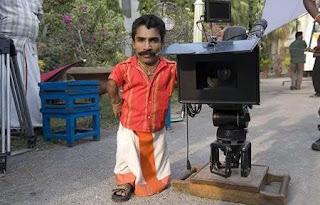 5. Ajay Kumar (Aktor Terkecil Dunia)