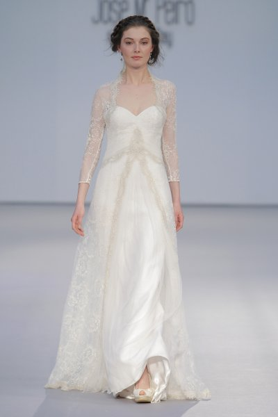 Vestido de novia Jose María Peiró for White Day 2017