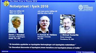 Los tres científicos recibieron el galardón por descubrimientos que abren la vía a desarrollar materiales innovadores.