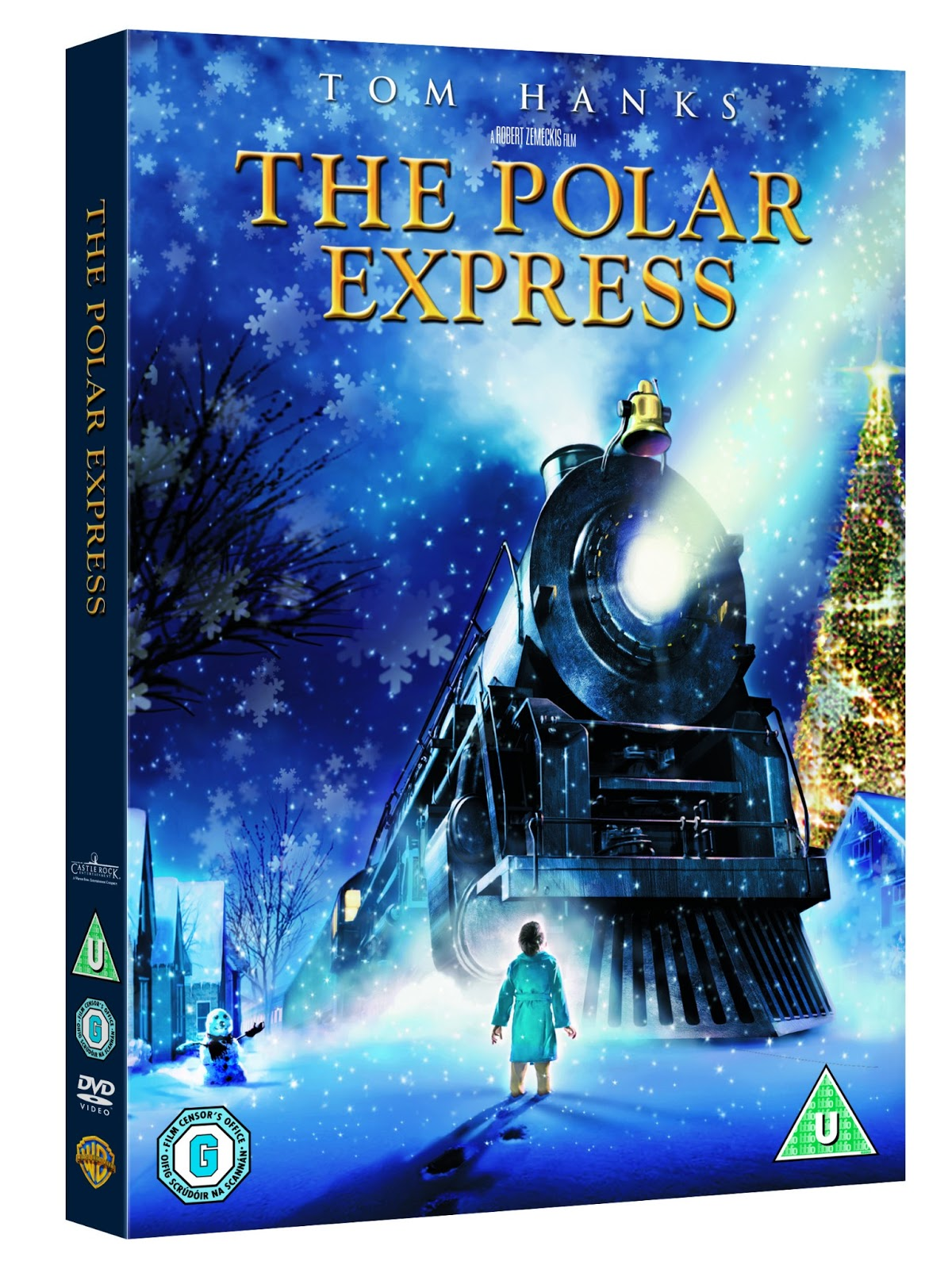 All Aboard The Polar Express In 3d