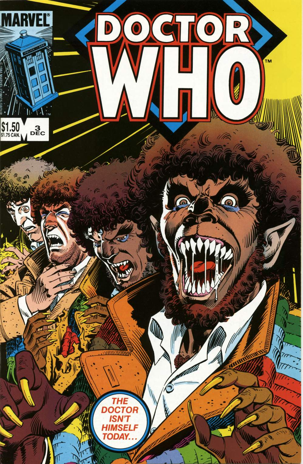 Doctor Who (1984) 3 Page 1