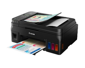 Canon PIXMA G4500 Printer Driver and Manual Download