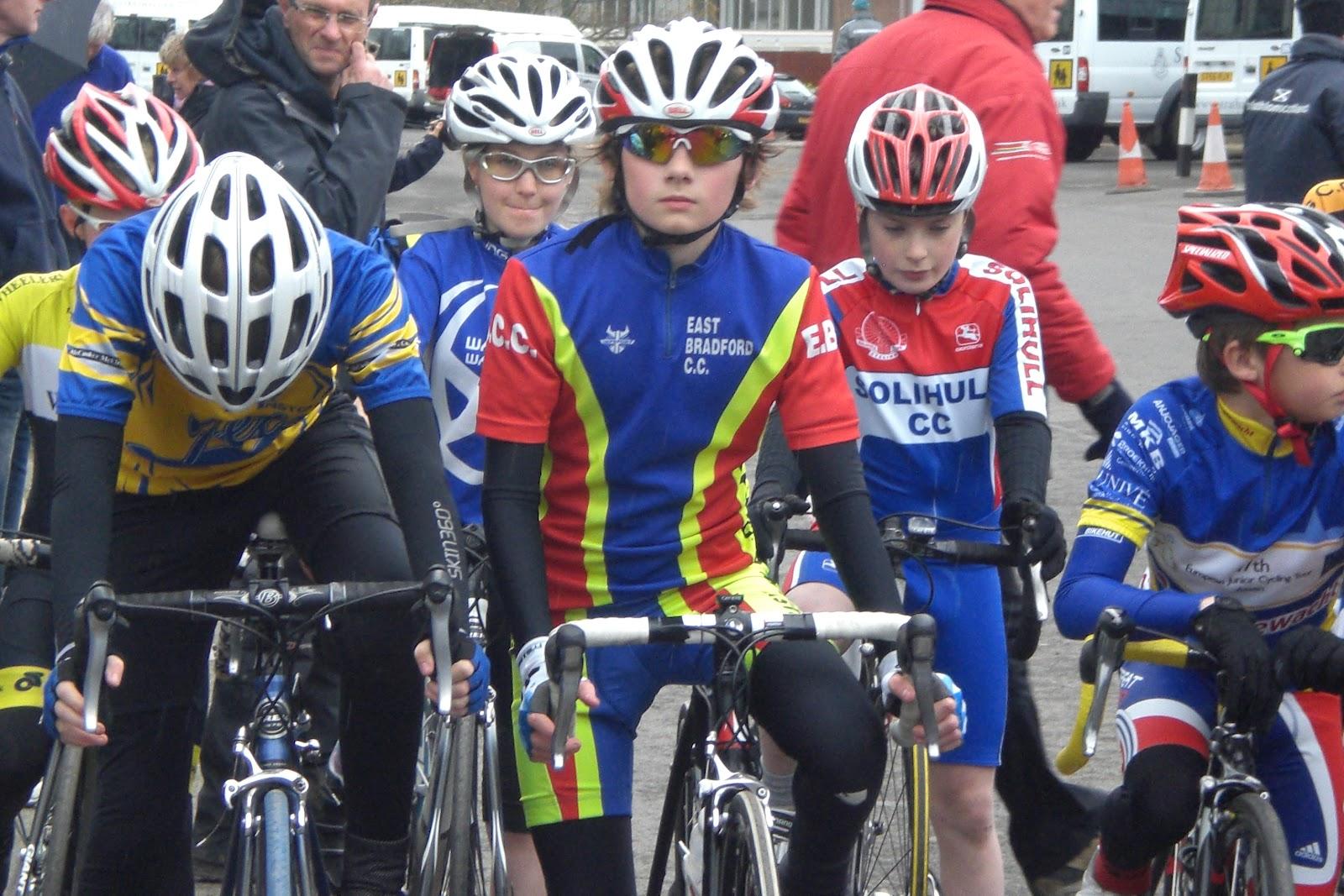 east bradford cycling club kids saturday bike club euan cameron