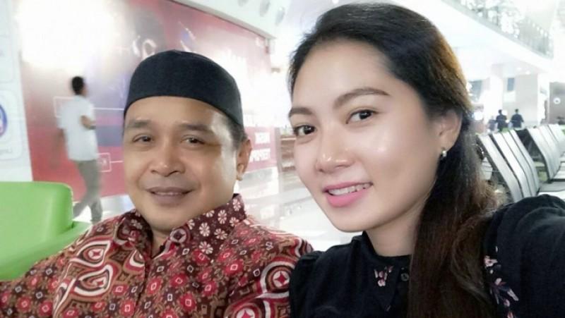 Wakil Bupati Soppeng Supriansa dan Andi Nurul Muliza