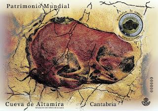 PATRIMONIO MUNDIAL CUEVA DE ALTAMIRA