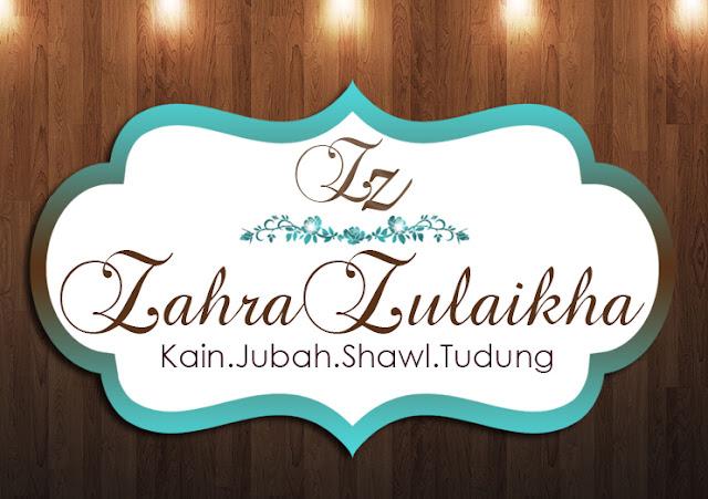 design logo murah, zahra zulaikha, maisarahsidi.com