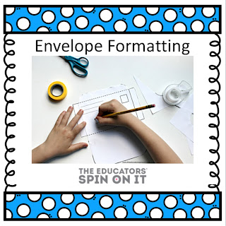 FREE Envelope template