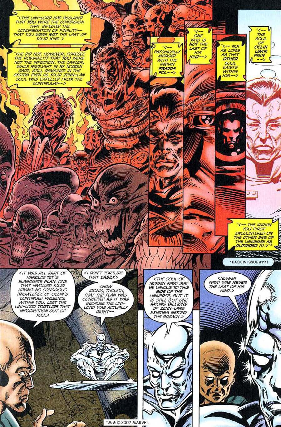 Read online Silver Surfer (1987) comic -  Issue #119 - 15