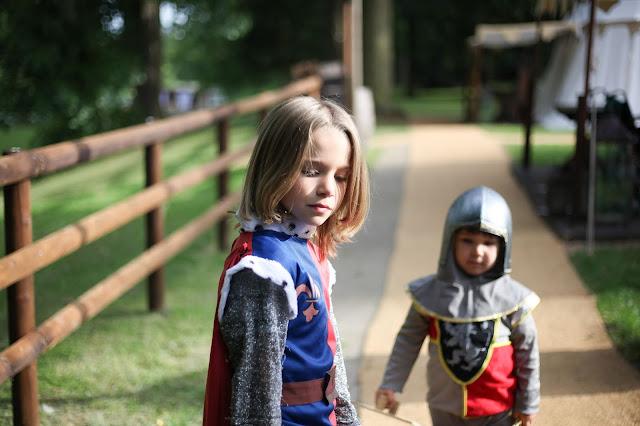 Kids knights