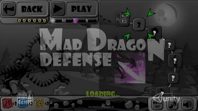 Mad dragon defense for android