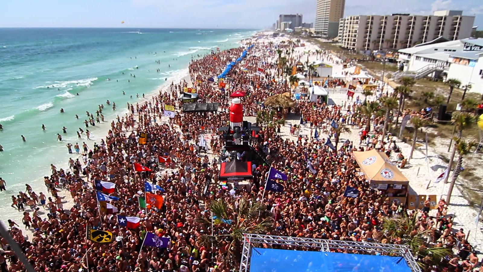 Miami South Beach Spring Break The Best Beaches In World