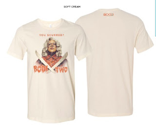 Boo 2! A Madea Halloween movie swag prize giveaway t-shirt #ad