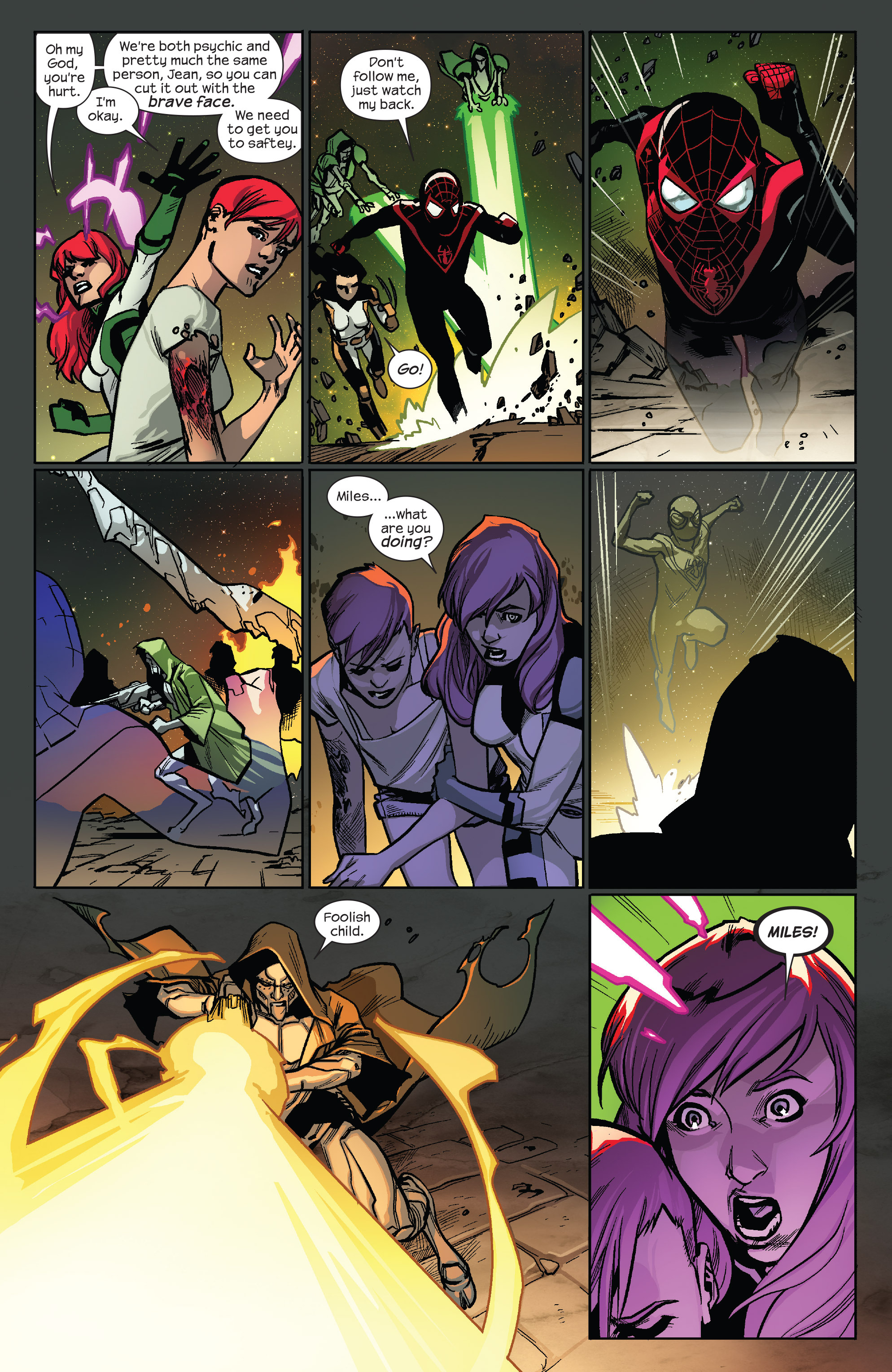 Read online All-New X-Men (2013) comic -  Issue #35 - 5