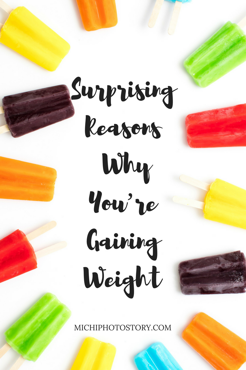 Watch Surprising Reasons Youre Gaining Weight video