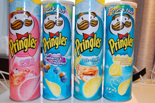 Pringles flavors you've never heard of