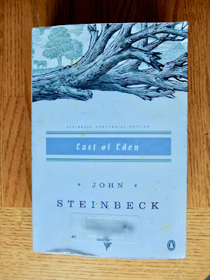 East of Eden by John Steinbeck   Two Hectobooks