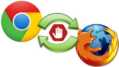 طريقة تعطيل التحديث التلقائي Auto-Refresh جوجل كروم و فايرفوكس