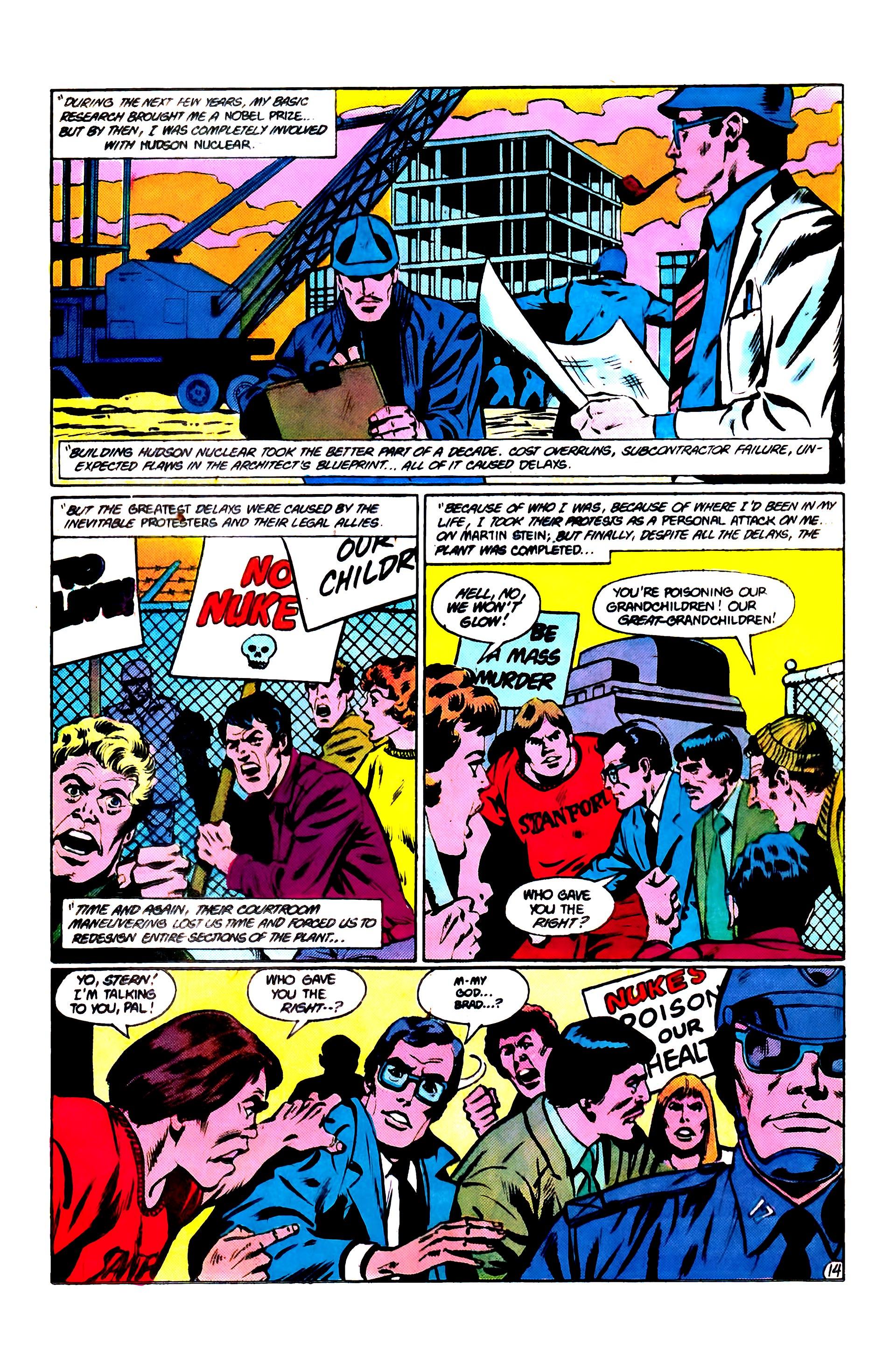 Read online Secret Origins (1986) comic -  Issue #4 - 20