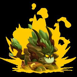 Haut Dragon Entité apparence jeune