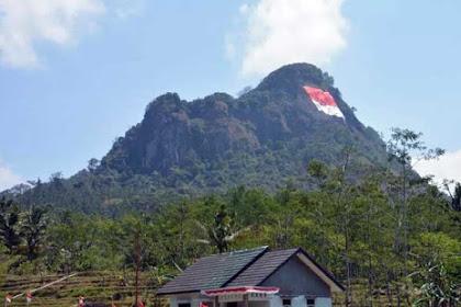 Aura Kemistisan Gunung Jimat