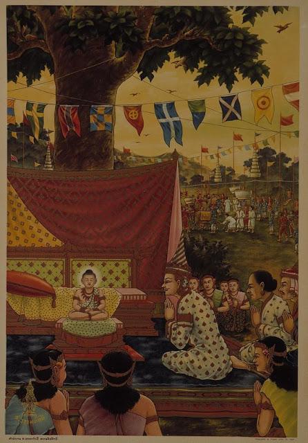 Đạo Phật Nguyên Thủy - Tìm Hiểu Kinh Phật - TRUNG BỘ KINH - Tâm hoang vu