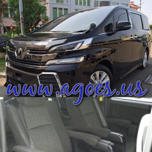 Sewa Mobil Velfire Terbaik Di Semarang